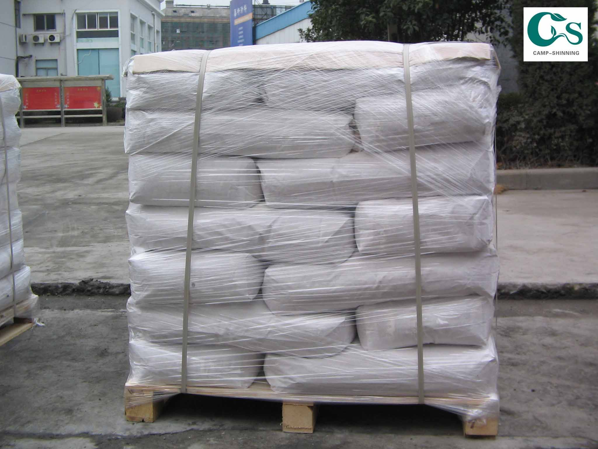 Modified Bentonite CP-EWS It Has Best Performance of Thixotropy, Transparence And Dispersion.